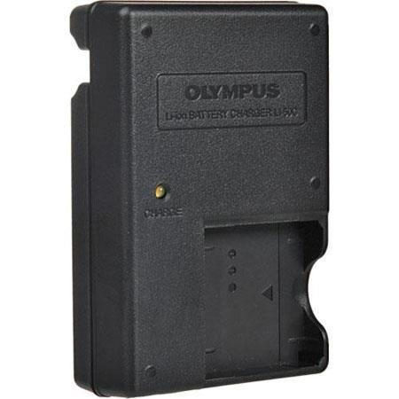 Olympus UC-50 Lithium-Ion Battery Charger with USB Adapter for LI-50B Battery