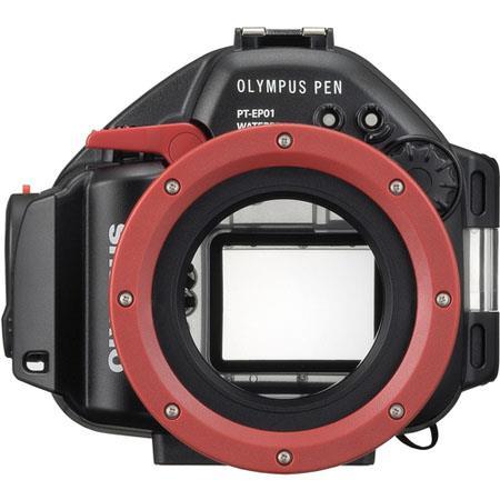 Olympus PT-EP01 E-PL1 Underwater Housing for PEN E-PL1 Digital Camera