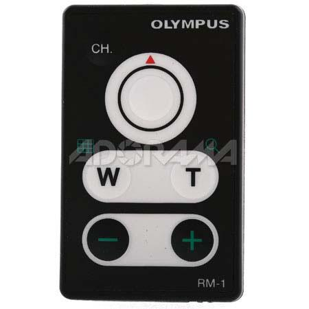 Olympus RM-1, Wireless Remote Control for Digital Point & Shoot Cameras.