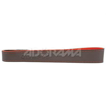 Olympus Dark Brown Leather Camera Neck Strap for Evolt Series Digital SLR Cameras