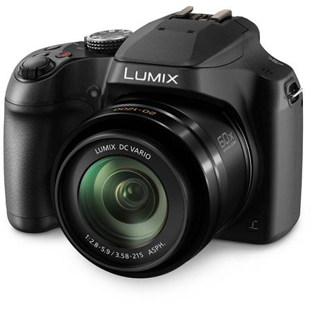 Panasonic Panasonic Lumix DC-FZ80 Digital Point & Shoot Camera