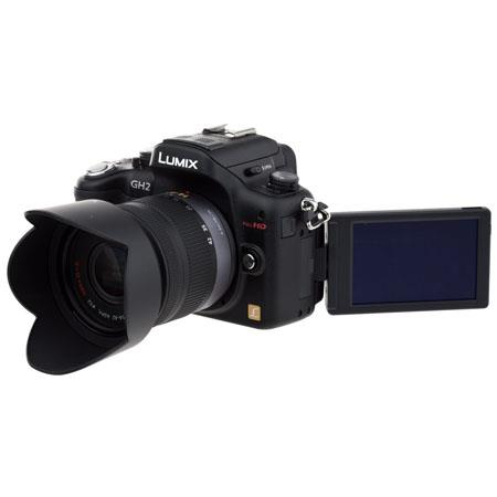 Dpreview posts the Panasonic GH2 in depth review (+in Stock at