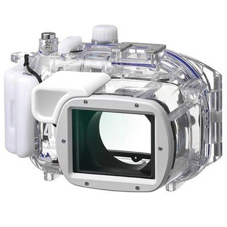 Panasonic DMW-MCTZ10 Marine Case Underwater Housing for  Lumix DMC-ZS5, DMC-TZ10, DMC-ZS7S, DMC-ZS7R, DMC-ZS7A, DMC-ZS7K, DMC-ZS5K, DMC-ZS6K, and DMC-ZS5S Digital Cameras