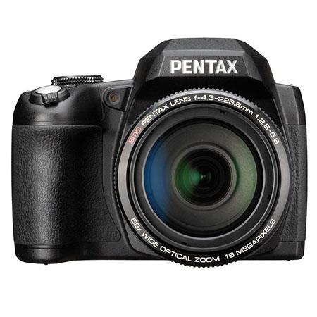 Pentax XG-1 16MP Digital Point & Shoot Camera, 52X Optical Zoom, DSLR-like appearance, Full HD 1080p, Large 3