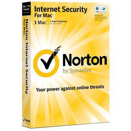 Norton Internet Security 5.0 for Mac, 1 User