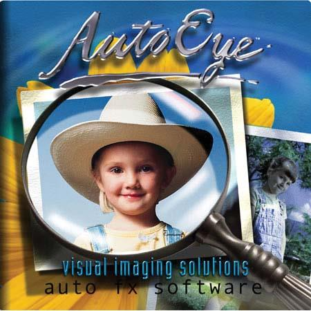 Auto FX AutoEye 2.0, Automatic Image Improvements Software, Stand Alone Full Version & Plug in Software, for Windows and Macintosh