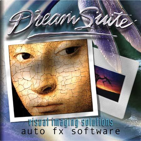 Auto FX DreamSuite Series 1, Special Effects Software, Stand Alone Full Version & Plug in Software, for Windows and Macintosh