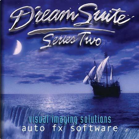Auto FX DreamSuite Series 2, Special Effects Software, Stand Alone Full Version & Plug in Software, for Windows and Macintosh