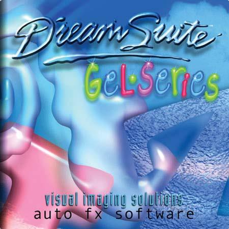 Auto FX DreamSuite Gel Series Software, Special Effects Software, Stand Alone Full Version & Plug in Software, for Windows and Macintosh
