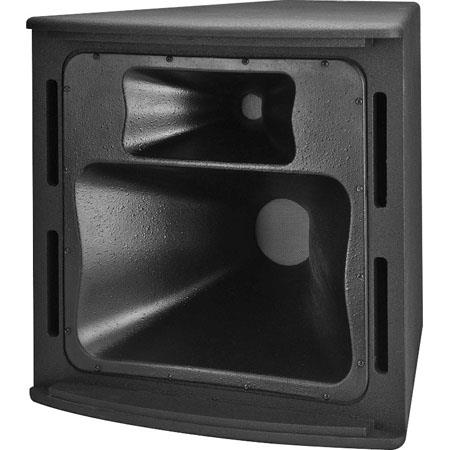 JBL AM7200/64 High Power Mid-High Frequency Loudspeaker with Rotatable Horn, 60x40 degree Coverage, White