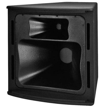 JBL AM7200/95 High Power Mid-High Frequency Loudspeaker with Rotatable Horn, White