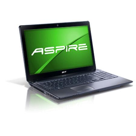 "Acer Aspire AS5750-6664 15.6"" Notebook, Intel Core i5-2450M 2.5GHz, 6GB RAM, 500GB HDD, Win 7 Home Premium (Upgradable to Windows 8 Professional)"