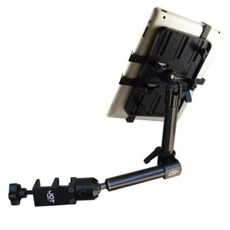 "The Joy Factory Unite Carbon Fiber Wheelchair Mount for 7-10"" Tablet"