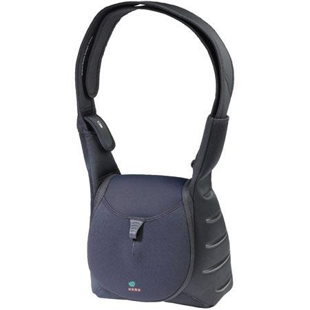 Kata Ergo-Tech Focus Q, Shoulder Bag for Day to Day use that can also Carry a Digicam or SLR + MP3/MP4 + PDA + Phone and Accessories. image