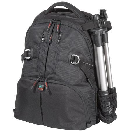 Kata DR-467i Digital Rucksack for Two DSLR with Mounted Lens, 3-4 Lenses, Flash, Tripod & Laptop, Black image