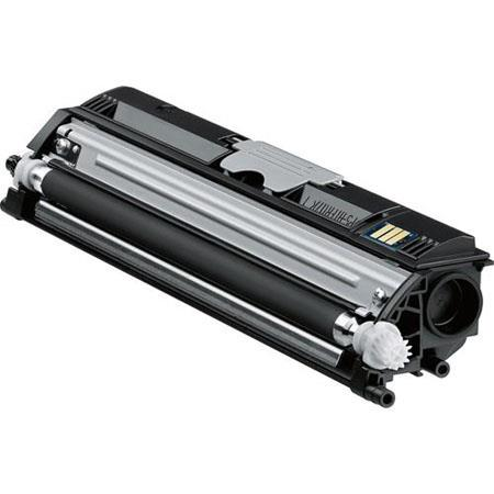 Konica Minolta A0V301F High Capacity Black Toner Cartridge for the Magicolor 1600W / 1650EN / 1680MF / 1690MF Printers