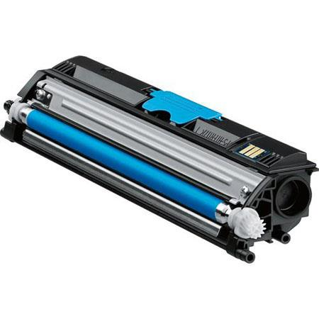 Konica Minolta A0V30GF Cyan Toner Cartridge for Magicolor 1600W / 1650EN / 1680MF / 1690MF Printers