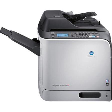 Konica Minolta 4695MF Magicolor Multifunction Color Laser Printer, Copier, Scanner & Fax, 9600x600dpi, 25ppm Print Speed