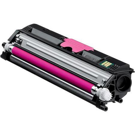 Konica Minolta A0V30CF High Capacity Magenta Toner Cartridge for Magicolor 1600W/1650EN/1680MF/1690MF Printers