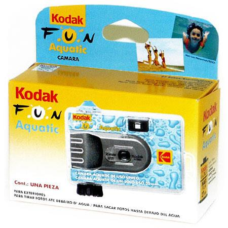 Kodak Fun Saver Weekend 35mm Waterproof One Time Use Disposible Camera image