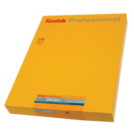 "Kodak Supra Endura Resin Coated Color Enlarging Paper, 8x10, 100 Sheets, Lustre, ""E"" Surface, for Prints from Color Negatives image"