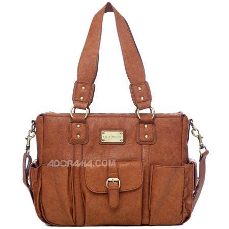 Kelly Moore Juju Bag, Shoulder Style Camera Bag - Brown image