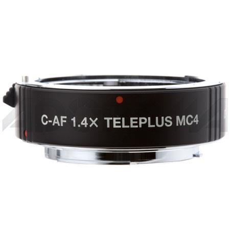 Kenko Teleplus MC4 1.4x DGX 4 Element Teleconverter for Canon EOS