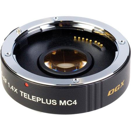 Kenko Teleplus MC4 1.4x DGX 4 Element Teleconverter for Maxxum & Sony Alpha DSLR's