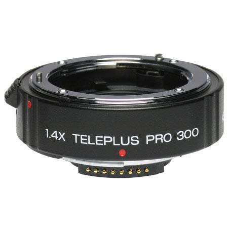 """Kenko Teleplus PRO 300 """"DG"""" AF 1.4x Teleconverter for Nikon AF-S image"""