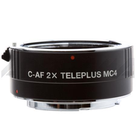 Kenko Teleplus MC4 2x DGX 4-Element Teleconverter for Canon EOS