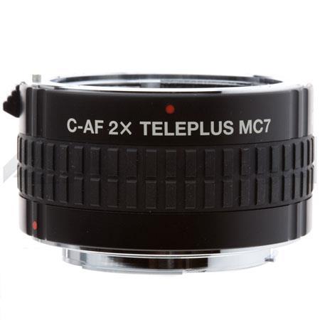 Kenko Teleplus MC-7 DGX 2x AF Teleconverter for Canon EOS