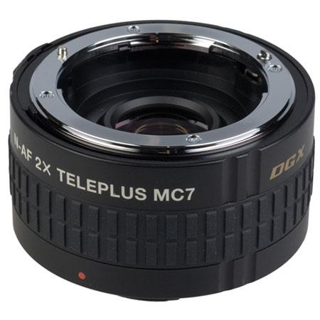 Kenko Teleplus MC7 2x DGX 7-Element Teleconverter for Nikon AF
