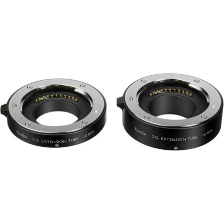 Kenko DG Auto Extension Tube Set for the Micro Four Thirds Mount (Olympus, Panasonic)
