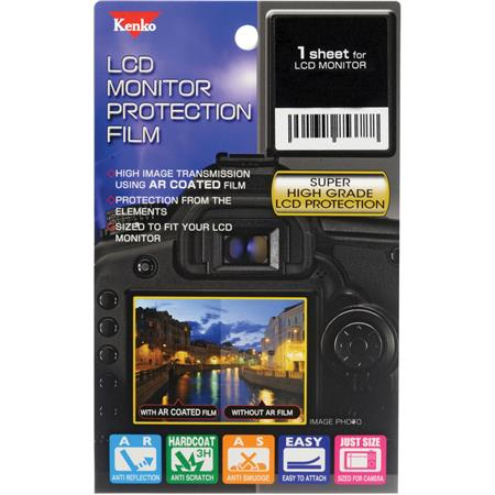 Kenko LCD Monitor Protection Film for Canon Power Shot G15 Camera