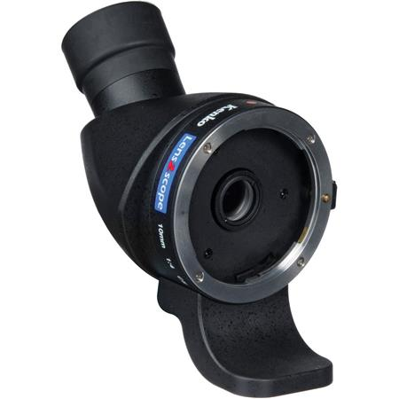 Kenko Lens2Scope Adapter for Canon EF Mount Lenses - Angled Eyepiece