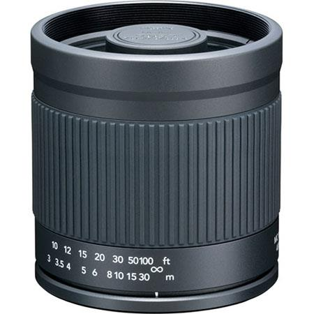 Kenko 400mm f/8 Mirror, Manual Focus Lens (T-Mount)