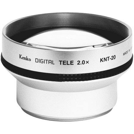 Kenko 52mm 2x Tele Lens for Video Camcorders