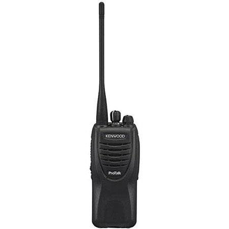 Kenwood ProTalk TK-3300U4P Compact UFH FM Handheld Portable Radio, 461.0375 - 467.9250MHz Frequency, 4 Channels, 2 Watts Output Power