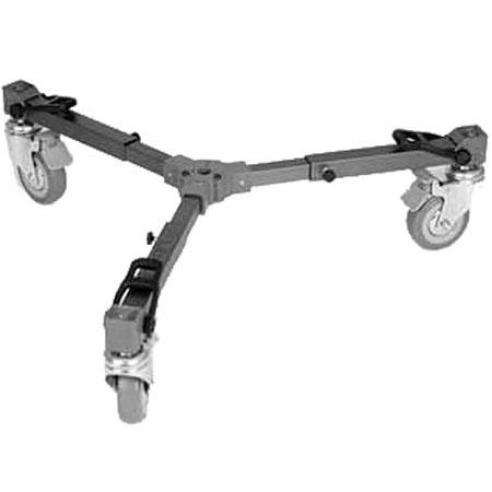 Libec DL-5S Extendable Dolly for All Tripods