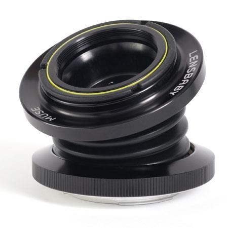 Lensbaby Muse Double Glass for Olympus 4/3 Mount SLR's