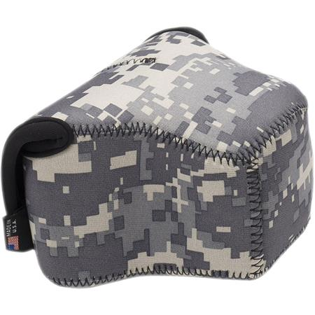 LensCoat BodyBag 4/3 for Micro Four Thirds Digital Camera, Digital Camo