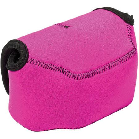 LensCoat BodyBag Point and Shoot Large Zoom, Pink