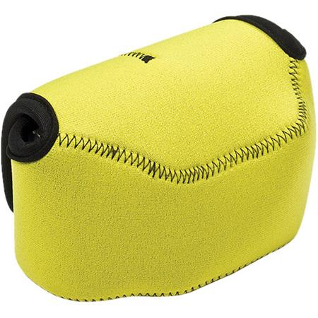 LensCoat BodyBag Point and Shoot Large Zoom, Yellow
