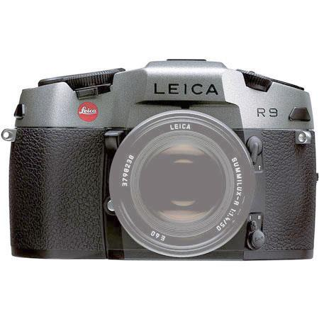 Leica R9 35mm Manual Focus SLR Anthracite Camera Body - USA image