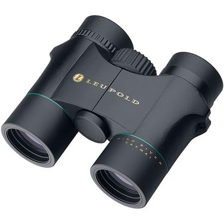 Leupold 6 x 32 Wind River Katmai, Water Proof & Fog Proof Roof Prism Binocular with 8.1 Degree Angle of View, U.S.A image