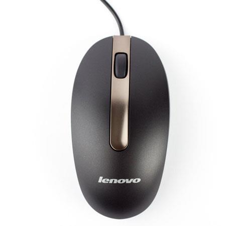 Lenovo M3803 Optical Mouse, 1000 dpi Optical Resolution