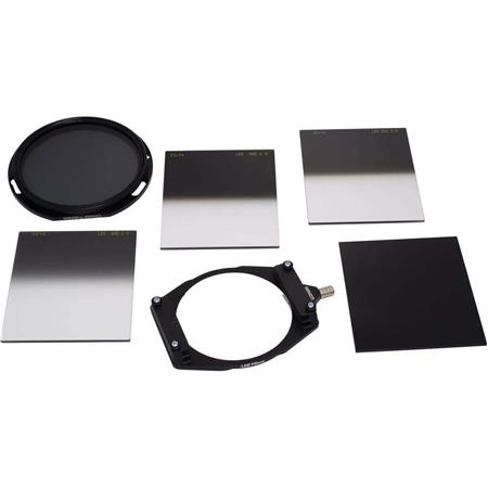 Lee Filters Seven5 Deluxe Kit, Includes 0.6/0.9 Neutral Density Hard Grad, 0.6 Neutral Density Soft Grad, Circular Polariser...