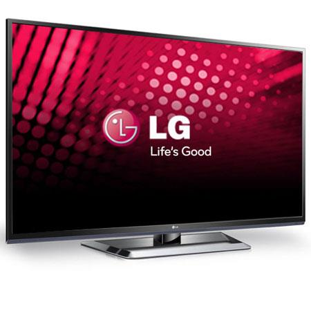 LG 50PM4700 50 3D Plasma HDTV 720p 600Hz Smart TV