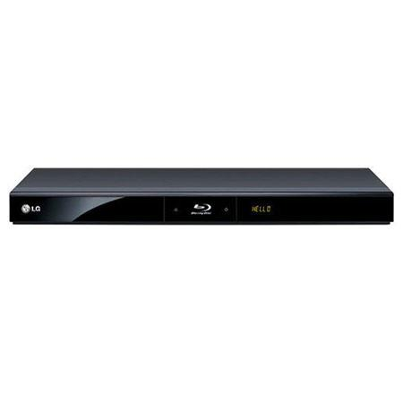 LG BD550 Blu-ray Disc Player, with Many Internet Services image