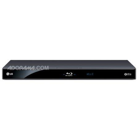 LG BD570 Network Blu-ray Disc Player with Wireless Connectivity, 1GB Memory image